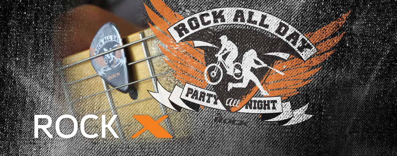 Rock All Day - Party All Night at Rock X
